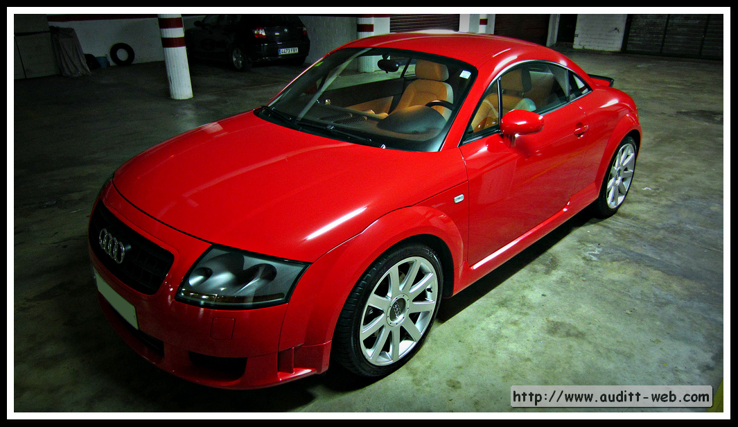 Audi Tt Mki S Line From Barcelona Audiworld Forums