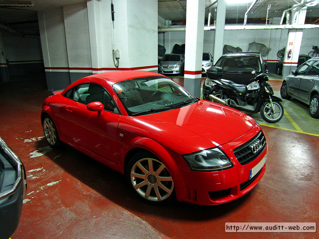 hi all with a audi tt from barcelona audi forum audi forums for the a4 s4 tt a3 a6 and. Black Bedroom Furniture Sets. Home Design Ideas